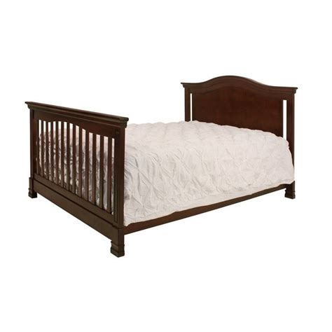 Million Dollar Baby Classic Louis Convertible Crib With Toddler Rail Million Dollar Baby Classic Louis 4 In 1 Convertible Crib In Espresso M3401q