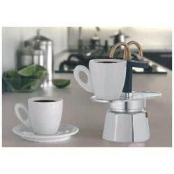 Bialetti Mini Express Espresso Maker 2 Cupcoffee Maker Mini Espresso bialetti 1284 mini express 2 cup espresso maker aluminium uk appliances direct