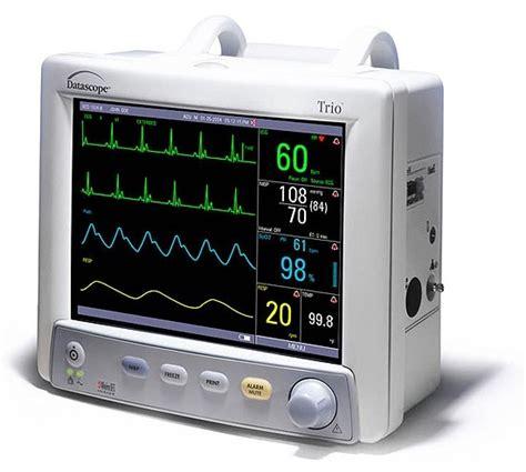 Monitor Mindray mindray datascope trio patient monitor refurbished mindray trio equipment vital