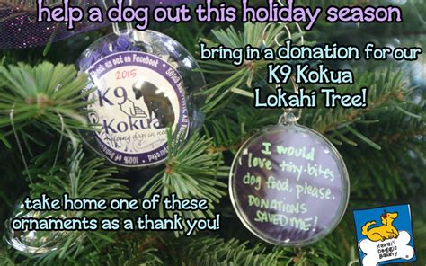 Beautiful Christmas Tree Shop Donation Request #5: Bring-in-a-donation-k9-kokua-lokahi-tree-1080x675.jpg