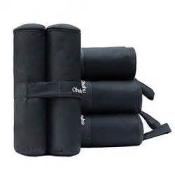 Canopy Weight Bags by Ohuhu Canopy Weight Bags For Instant Legs 4 Pack New
