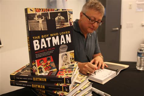 A Place Producer A Place For Batman Producer Michael Uslan Arts And Indiana Media