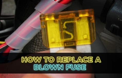 how to detect and replace a blown fuse in car car from japan how to replace a blown fuse how to articles cardekho com