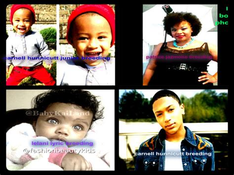 carnell s baby pictures b5 images carnell s family hd wallpaper and background