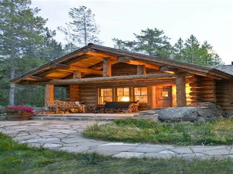woods log cabin homes cabins lake of the woods small cozy