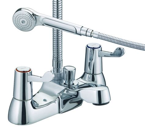 Bathroom Mixer Shower Taps Bristan Lever Bath Shower Mixer Tap With 3 Inch Levers