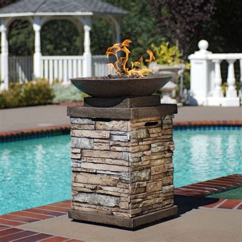 Backyard Creations Propane Pit 1000 Ideas About Outdoor Propane Pit On