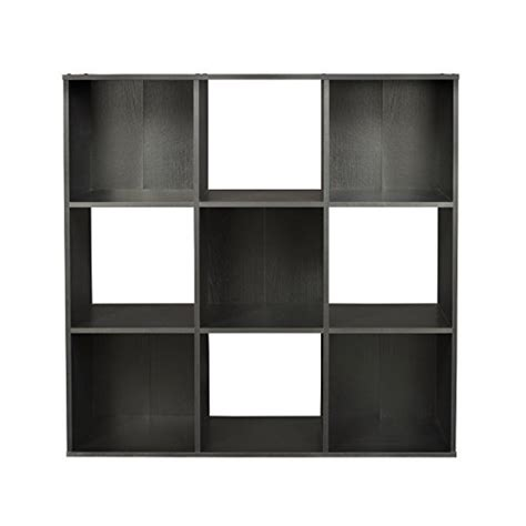 closet cubeicals 9 cube shelving storage organizer
