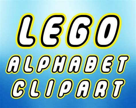 lego font clipart
