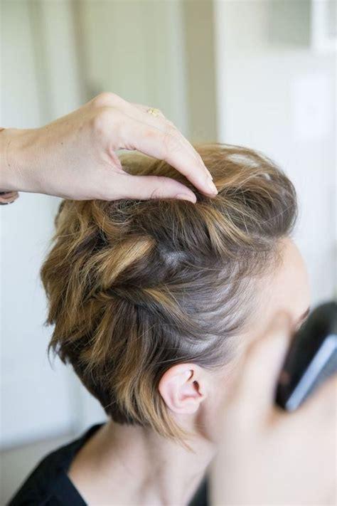 disheveled pixie hair style tutorial best 25 long pixie bob ideas on pinterest pixie bob