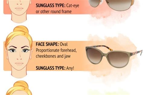 eyeglass frames that match your face shape and coloring eyeglass frames that match your face visual ly