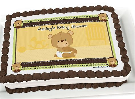 Teddy Baby Shower Cake Ideas by My Favorite Baby Shower Cake Ideas Tons Of Ideas