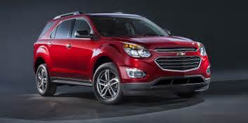 2016 chevrolet equinox vehicles on display chicago