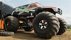 Jump Truck Wheels The Kmc Wheels Bad Habit Truck World Record