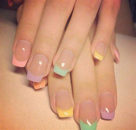 Nägel Lackieren French by 17 Best Ideas About Shellac French Manicure On Pinterest