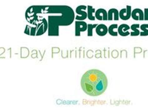 21 Day Detox Diet Standard Process by 27 Best Ideas About Standard Process Purification Diet On