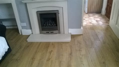 Laminate ? Derek Evans Floor Laying