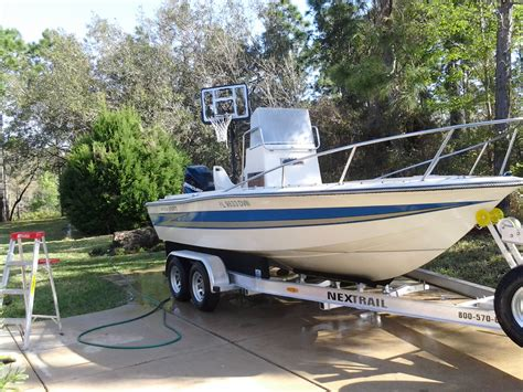 tidewater boats opinions transom damage the hull truth boating and fishing forum