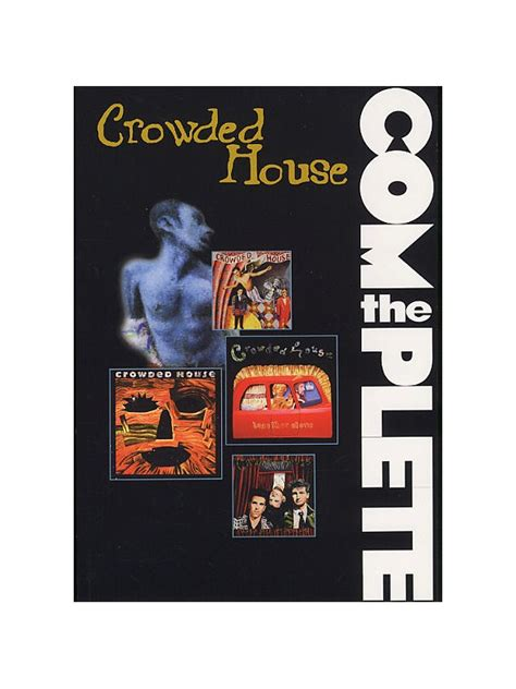 crowded house songs crowded house sheet music books scores buy online