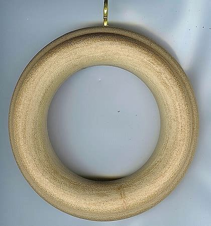 wood curtain rings unfinished unfinished wooden curtain ring