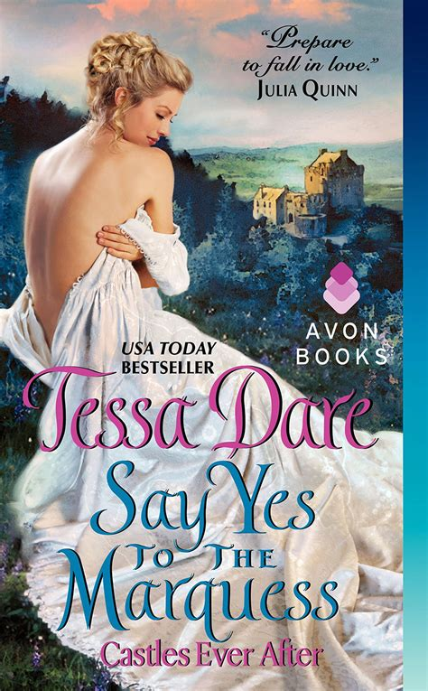 Daring A Duke The Courtesan Series say yes to the marquess tessa
