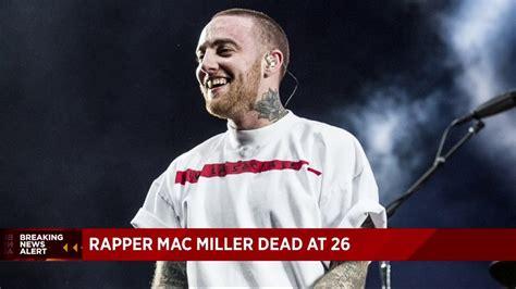 rapper mac miller dies in california home at 26