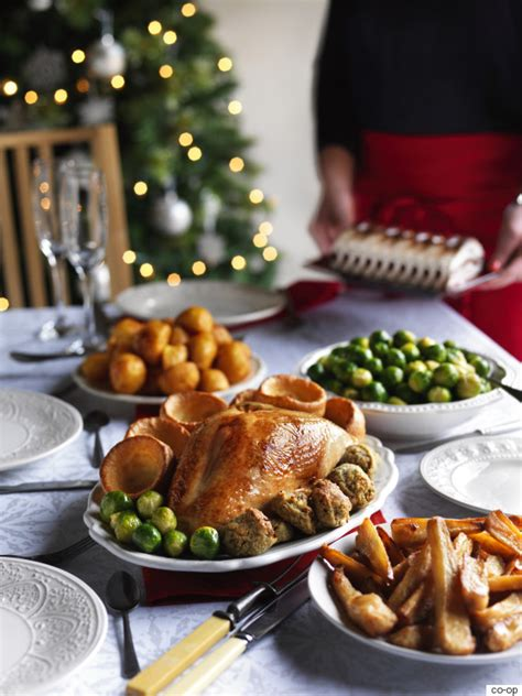 cheap christmas food co op launches christmas dinner that costs just 163 2 50 per person