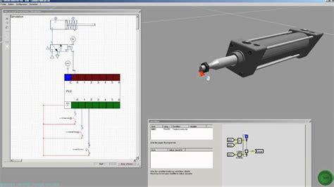 design electric application virtual universe pro 3d simulation with pneumatic