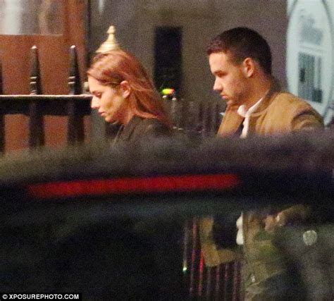 cheryl cole and liam payne step out for casino date in