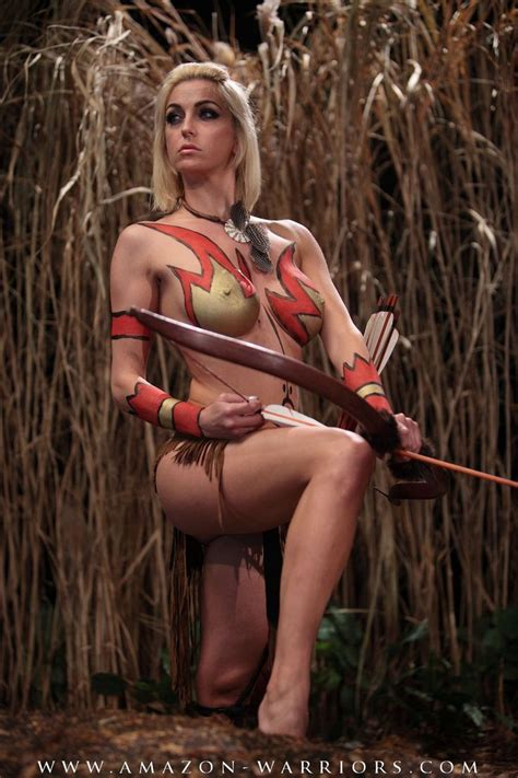 amazon warrior amazonen fotos real female fantasy warriors pinterest