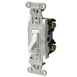 single pole light switch shop hubbell 15 20 single pole white indoor toggle