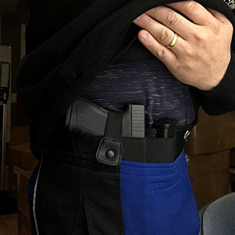 waistband holster concealed carry gun belly band holster for concealed carry iwb holster