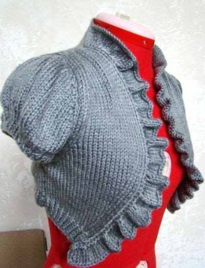 Bolero Knit 290 best knit boleros shrugs vests or sleeved