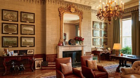 the white house interior look inside the obamas private living quarters cnn