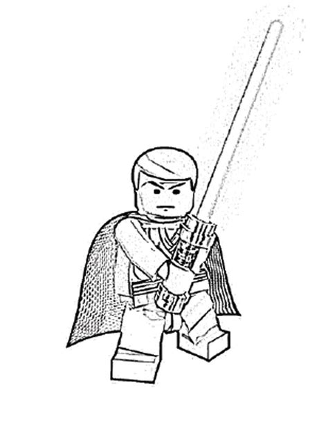 lego star wars coloring pages luke lego luke skywalker coloring pages coloring home