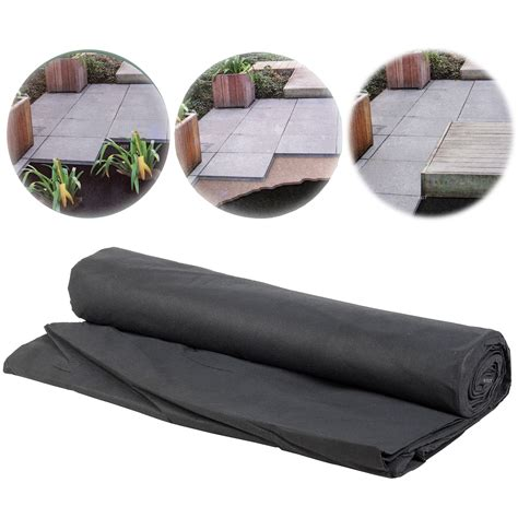 Landscape Fabric Mat 8 X 1 5m Fabric Blanket Ground Cover Membrane