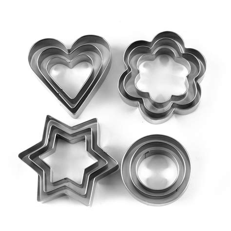 Cookie Cutter cookie cutter stainless steel cookie cutter with 4shape