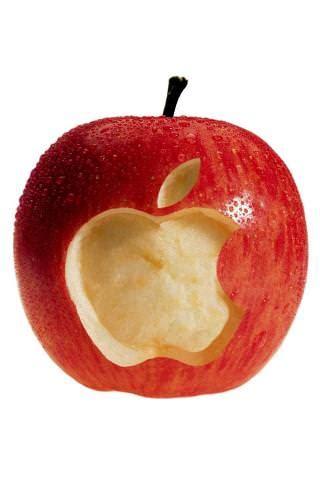 download juicy apple iphone wallpaper mobile wallpapers