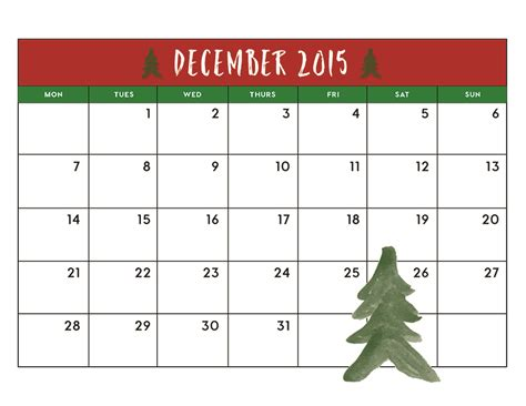 printable calendar gift free december calendar holiday gift list and letter to santa