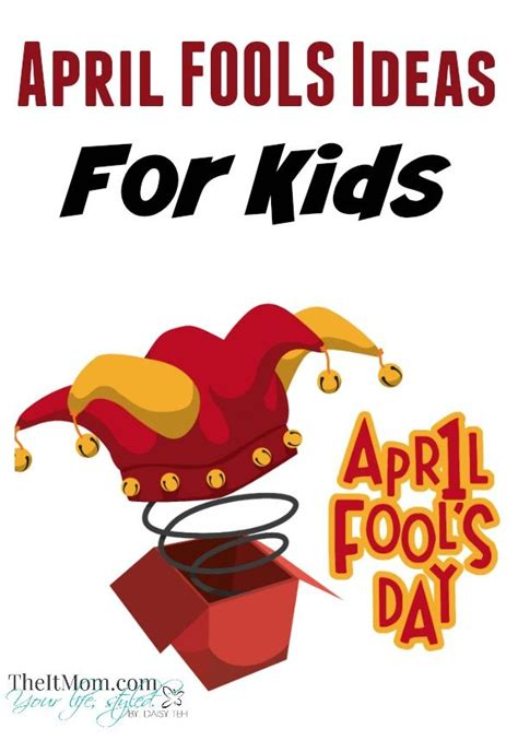 april fools day crafts for april fools ideas for theitmom diy crafts