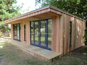 timber cladding oeco garden rooms