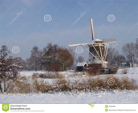 fotos holanda invierno invierno en holanda im 225 genes de archivo libres de regal 237 as