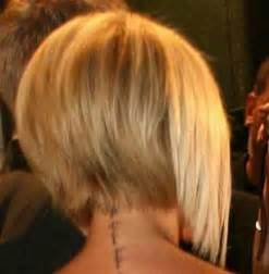 christian back bob haircut back view of short bob haircuts bob hairstyles 2017