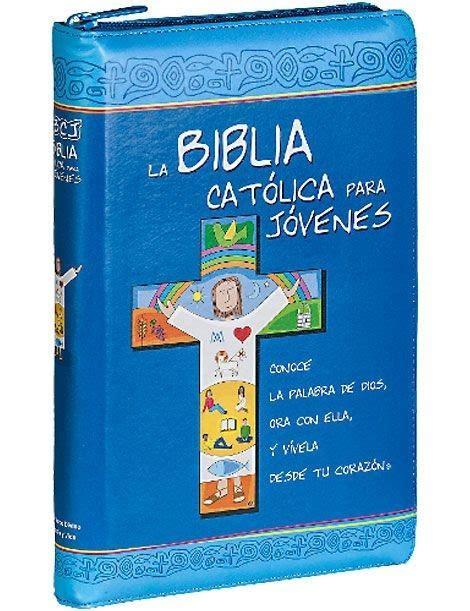 la biblia catlica para 8490731233 la biblia cat 243 lica para j 243 venes regalo estuche encristiano com