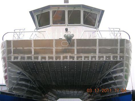 aluminium boot werft aluminiumboot katamaran coenen yacht boats gmbh