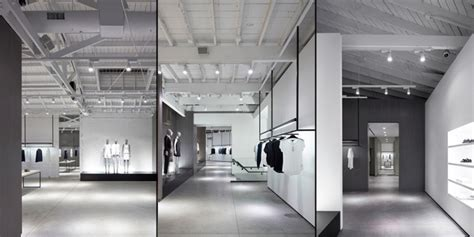 supermarket layout theory theory store by nendo los angeles california 187 retail