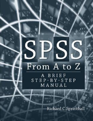 spss manual survival pdf julie pallant spss survival manual pdf