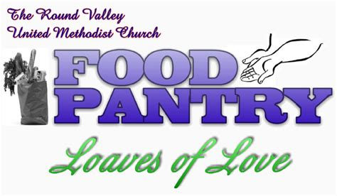 Church Food Pantry List by Valley United Methodist Church Lebanon New Jersey
