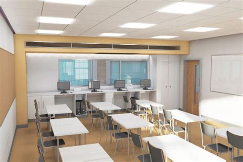 Modern School Interior Design by Modern Classroom Decor Search Wtlc Design