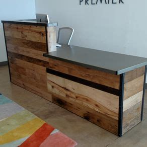 wood reception desks reception desks for offices custom reception counters